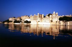 City Palace, Udaipur -- City Palace, Udaipur, is a palace complex in Udaipur, in the Indian state Rajasthan. It was built over a period of nearly 400 years being contributed by several kings of the dynasty ------- Address: Udaipur, Rajasthan 313001