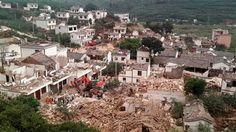 12- Tremblement de terre en Chine