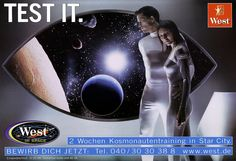 West (1998) in Space - TEST IT | Flickr - Photo Sharing!