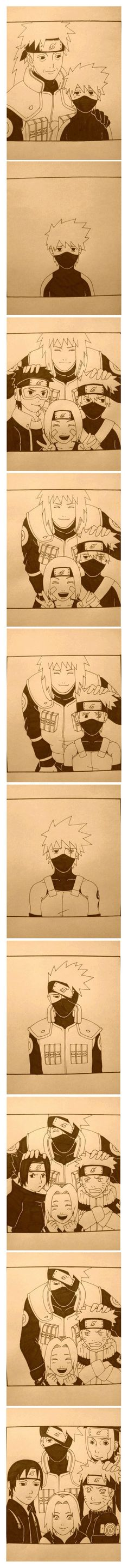 Kakashi Story, I feel so sad for him. We are here for you Kakashi -Every Kakashi Fangirl Ever Kakashi Hatake, Gaara, Naruto Cute, Naruto Shippuden Anime, Naruto Funny, Sarada Uchiha, Naruto Gaiden, Itachi, Manga Anime