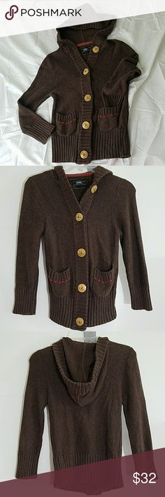 FOSSIL sweater 28-34 bust  23 length  21 sleeve Fossil Sweaters