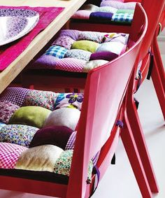 Decorando com Patchwork...