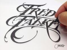 Fred Falke by Martin Schmetzer