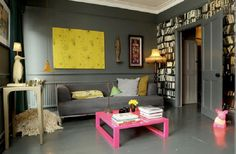 6 Stylish Ways To Bring Trendy Neon Colors Home: Trendspotting: Home Accents In Neon