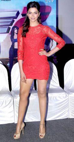 Deepika Padukone at 'Race 2' press meet #Bollywood #Fashion