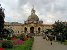 Basilica of St. Ignatius of Loyola Loyola, Spain - one of the most beautiful I have seen (from outside) Travel Around The World, Around The Worlds, St Ignatius Of Loyola, Society Of Jesus, Lourdes, Basque Country, Site Visit, Place Of Worship, Paris