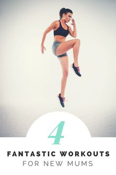 4 fantastic workouts