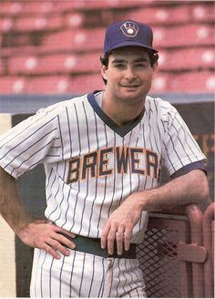 Paul Molitor is still the Milwaukee Brewers' franchise leader in stolen bases (412).