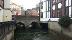 Clattern Bridge, Kingston upon Thames Kingston University, Kingston Upon Thames, Past, Bridge, London, Explore, Image, Past Tense, Bridge Pattern