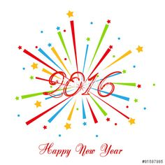 """happy new year 2016 
