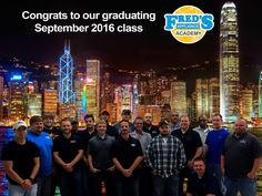 We're proud of our graduates from our September2016 Basic Appliance Repair…