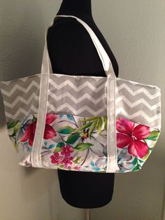Another homemade tote