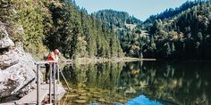 #Wandern am #See in #Südösterreich © Katharina Kamleitner/watchmesee.com Mountains, Nature, Travel, Travel Advice, Hiking, Viajes, Naturaleza, Destinations, Traveling