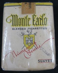 Vintage-Cigarette-Full-Pack-Monte-Carlo-Suaves
