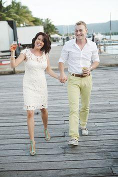 Jacqui And Darren S Tropical Port Douglas Wedding