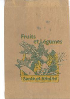 market fruit bag