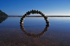 Stunning Land Art Reflections Complete Circles of Life - My Modern Metropolis