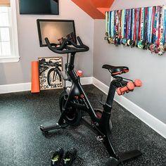 31 best peloton bike setups images  peloton bike at home
