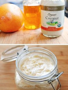 35 Easy DIY Gift Ideas That People Actually Want -- body butter! You can also use this for shaving.