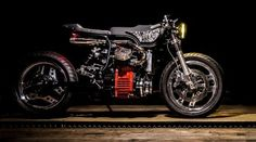 Honda CX500 Cafe Racer – Ed Turner
