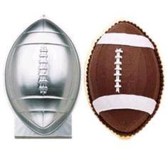 Football Cake Pan #teamKS #kendrascott