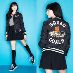 Hot Topic Releases a New Cartoon Network Fashion Collection Woman Jackets and Blazers hot topic wonder woman jacket Cool Outfits, Summer Outfits, Casual Outfits, Hot Topic Outfits, Visual Kei, Fashion Line, Fashion Beauty, Geek Fashion, Woman Fashion
