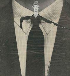 Lady Tie by Stan VanDerBeek~♛