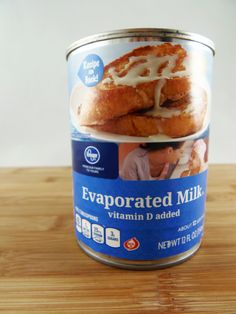 Do you have a partial can of evaporated milk leftover that you need to use up? Try these nine ideas to make a tasty treat or add it to a recipe.