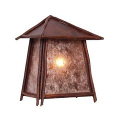 Steel Partners Bundle of Sticks 1 Light Outdoor Flush Mount Finish: Architectural Bronze, Shade Type: White Mica