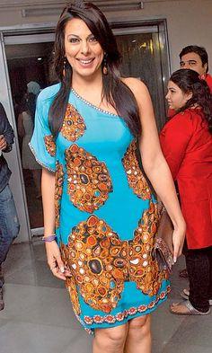 Pooja Bedi #Bollywood #Fashion