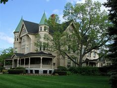 Historic Home by mehughes, via Flickr