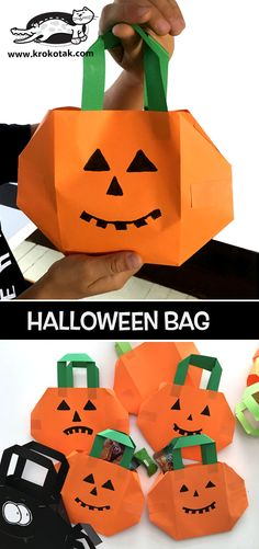 These 24 Halloween party favors are super cute and creative! They are perfect for Halloween school parties or to hand out for trick or treating. Diy Halloween, Bonbon Halloween, Halloween Party Favors, Halloween Themes, Halloween Decorations, Halloween Activities For Kids, Craft Activities, Crafts For Kids, Children Activities