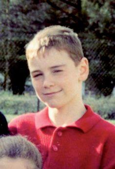 Michael Fassbender, de niño