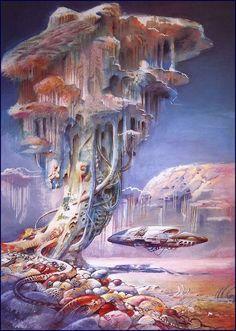 Bruce Pennington - Fungus Gigantica