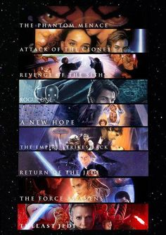 The saga continues. Star Wars Film, Star Wars Rebels, Star Trek, Star Wars History, Star Wars Facts, Star Wars Pictures, Star Wars Wallpaper, The Phantom Menace, Fandom
