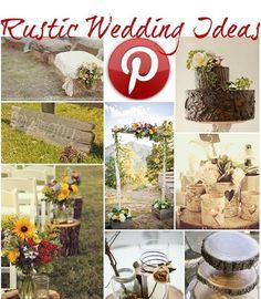 Boho Pins: Rustic Wedding Ideas - Boho Weddings™ 15 Inspiring Wedding Cake Ideas Tiffany blue and peach wedding. so cute