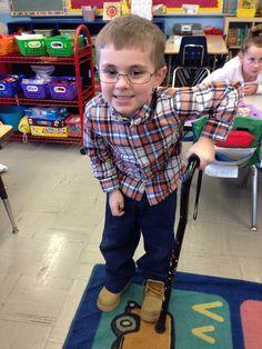 Kindergarten celebrates 100 day.