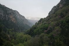 THE BEAUTY OF LEBANON - LEBANON, SPRING IN THE QADISHA VALLEY