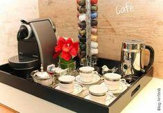 cantinho do café na cozinha - Pesquisa Google