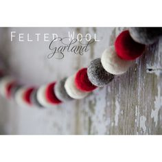 Holiday Garland DIY Projects - The Cottage Market