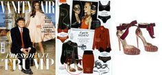 December'15 #VanityFair #fw15 #danieladallavalle #fashion #collection #elisacavaletti