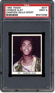 Muhammad Ali (Cassius Clay)