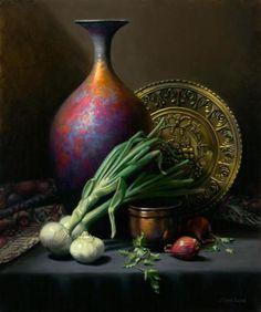 Still Life Oil Paintings By Jeanne Leemon - Fine Art Blogger