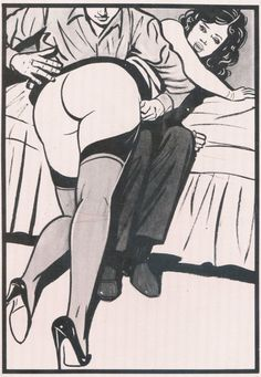 Who needs a spanking?… I do...