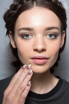 Mara Hoffman Fall 2015 - http://www.popsugar.com/beauty/photo-gallery/36851790/image/36884077/Mara-Hoffman-Fall-2015