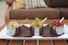 Happy hour specials$5 each at the Thirsty Camel LoungeThe Phoenician Resort, Scottsdale