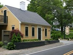 Lyric Restaurant on Rte. 6A in Yarmouth port is a great place to wine and dine.