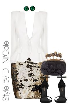 """Untitled #1975"" by stylebydnicole ❤ liked on Polyvore"