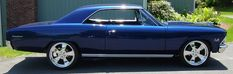 1966 Chevelle SS While it's true of which Muscle Auto is an Usa car, 1966 Chevelle Ss, Chevrolet Chevelle, Pontiac Gto, Fancy Cars, Cool Cars, Chevy Muscle Cars, Old School Cars, Us Cars, Dream Cars