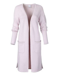 Madeleine is undergoing maintenance Pastell Highlights, Pastel Colors, Colours, Duster Coat, Blazer, Sweaters, Women, Fashion, Pink